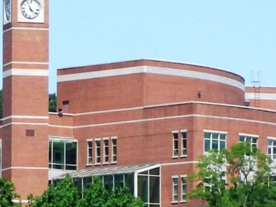 Fisher Hall Of Horace Mann High School