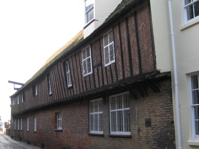 Hanseatic  Warehouse King's  Lynn