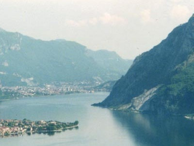 Lake Como Lecco  Arm