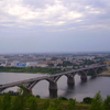 Nizhny Novgorod Molitovsky Bridge