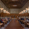 A Panoramic View Of The Rose Main Reading Room