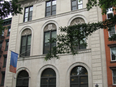 The NYPL Tompkins Square Branch
