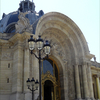 Entrance To Petit Palais