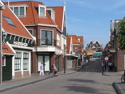 Volendam  Straatzicht