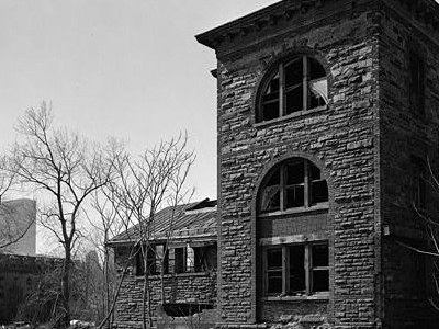 Another View Of The Strecker Memorial Laboratory