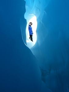 Ice Cave Franz Josef