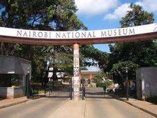 Nairobi National Museum Entrance
