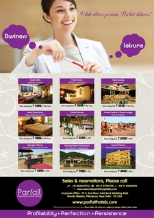 Parfait Leaflet A4 All Hotels Selected Page1