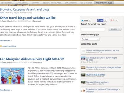 Traveln Asia   Blog