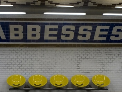 Abbesses Station