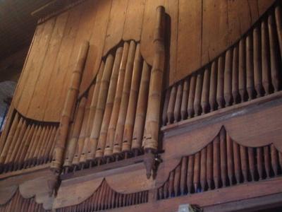 Bamboo Organ Of  Las