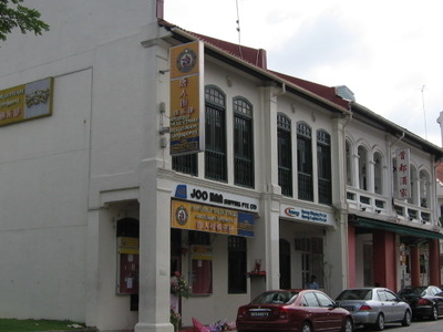 Bukit Pasoh Road