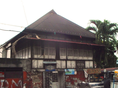 Front  Facade Of  Lara  House