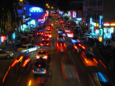 Geylang   Road   By   Night   2 0 0 8