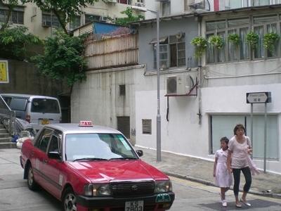Sheung Wan Pound Lane