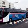 An IDBus At Paris-Bercy