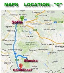 Maps Location C