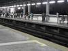 M R T 3 Quezon  Avenue  Station  Platform  2