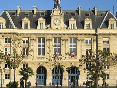 The Mairie Of The 13th Arrondissement