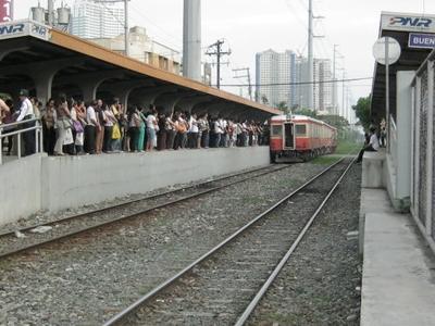Philippine  Railways  P N R  Buendia  Station