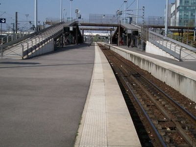 Stade De France - Saint-Denis Platforms