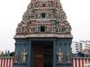 The Gopuram Of Sri Srinivasa Perumal Temple