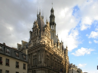 The Town Hall - Rue Du Faubourg Saint-Martin