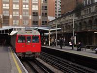Barbican Tube Station