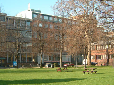 The Charterhouse Square