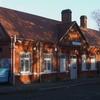 Main Building At Beckenham Hill Station