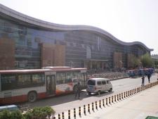 Beijing Subway Tongzhou Beiyuan Station