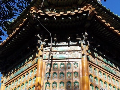 Beijing  Summer  Palace Glazed Tower