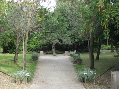 The Private Communal Gardens