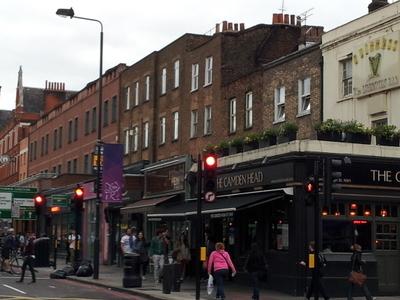 Camden Head On High Street