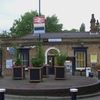 Catford Bridge Station Building