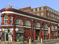 Chalk Farm Tube Station