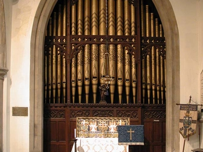 The Organ Pipes
