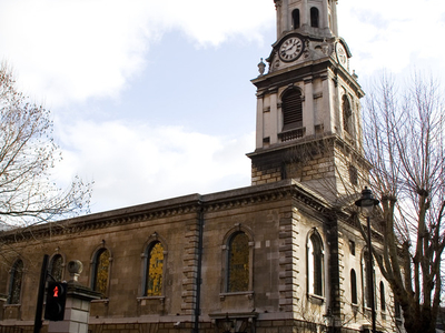 Church Of St. Giles-in-the-Fields