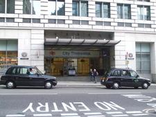 City Thameslink Southern Entrance