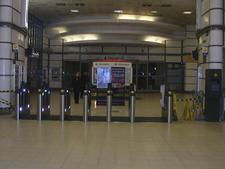 Station Ticket Barrier