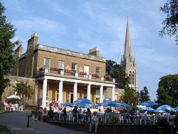 Clissold Park Café