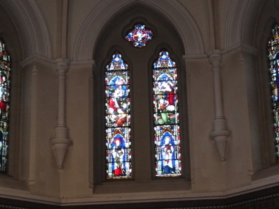 East Window, St James' Church