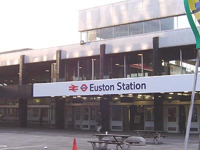 Euston Tube Station