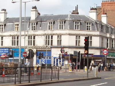 The Station Entrance