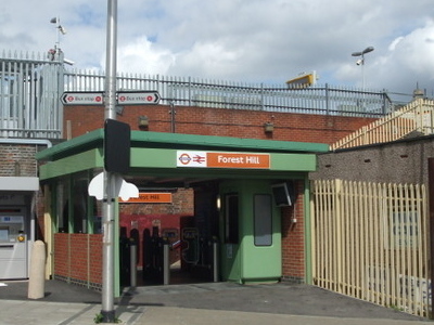 The Station's New Eastern Entrance