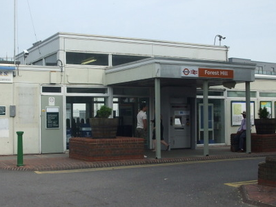Forest Hill Station Main Building