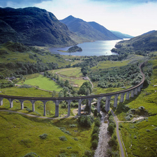 Glenfinnan Bridge