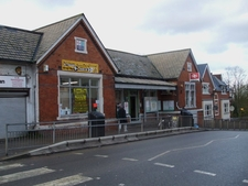 Gipsy Hill Railway Station Building