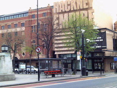The Hackney Empire, Mare Street