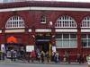 Hampstead Tube Station Building